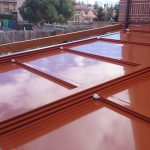 Instalación de techos móviles en Madrid en panel de sandwich al mejor precio.