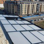 Techos de policarbonato móviles a los mejores precios de Madrid.