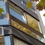 Ventanas de aluminio. Mirador en aluminio en Madrid.