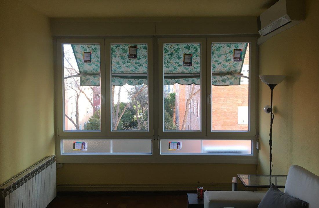 Ventanas de pvc en madrid a los mejores precios ventanas - Ventanas de aluminio o pvc precios ...